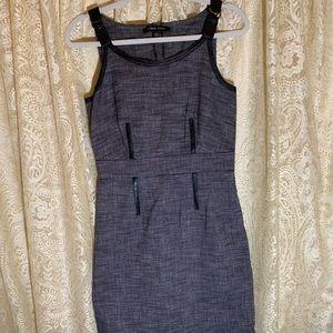 Cynthia Steffe a like twead pattern dress